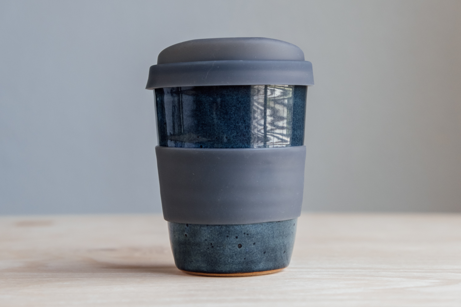 """Travel Tumbler - Seaside   $20.50 Wholesale   $34 MSRP  Approx. 4.5"""" tall x 3.5"""" wide, 12oz"""