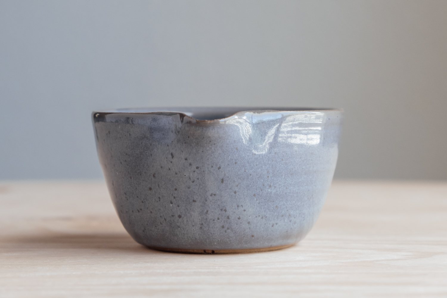 """Small Mixing Bowl - Stone   $16.50 Wholesale   $28 MSRP  Approx. 3"""" tall x 5.25"""" wide"""