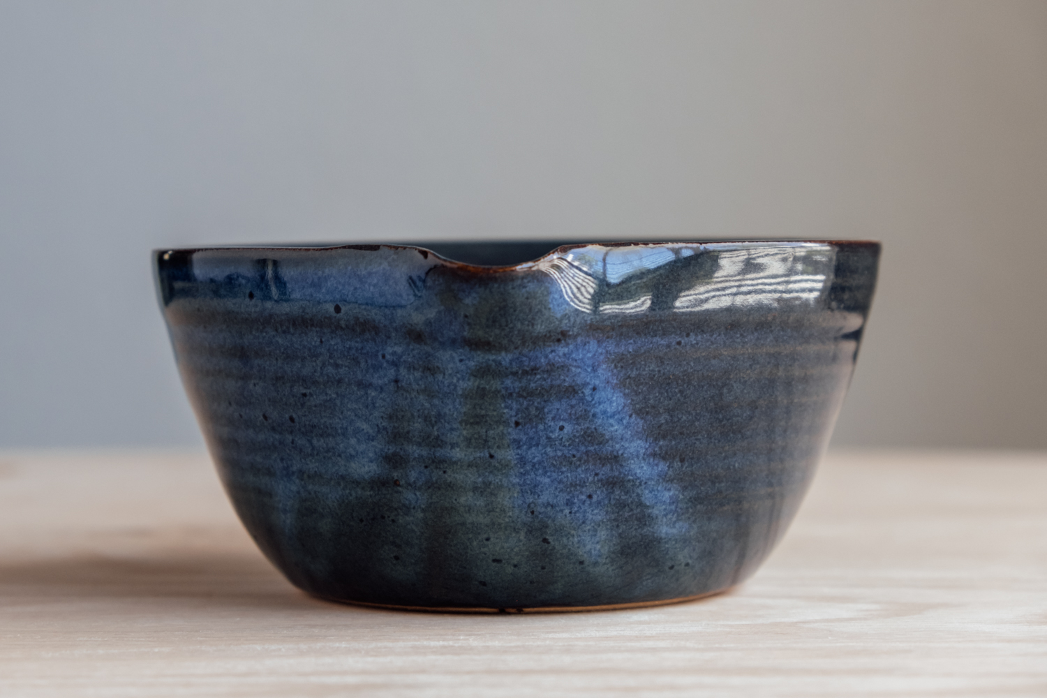 """Medium Mixing Bowl - Seaside   $19 Wholesale   $32 MSRP  Approx. 3.25"""" tall x 7"""" wide"""