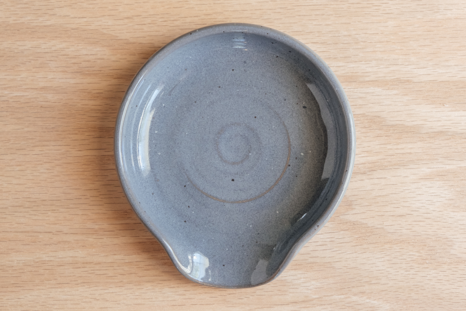 """Spoon Rest - Stone   $13.50 Wholesale   $22 MSRP  Approx. 1.25"""" tall x 5"""" wide"""