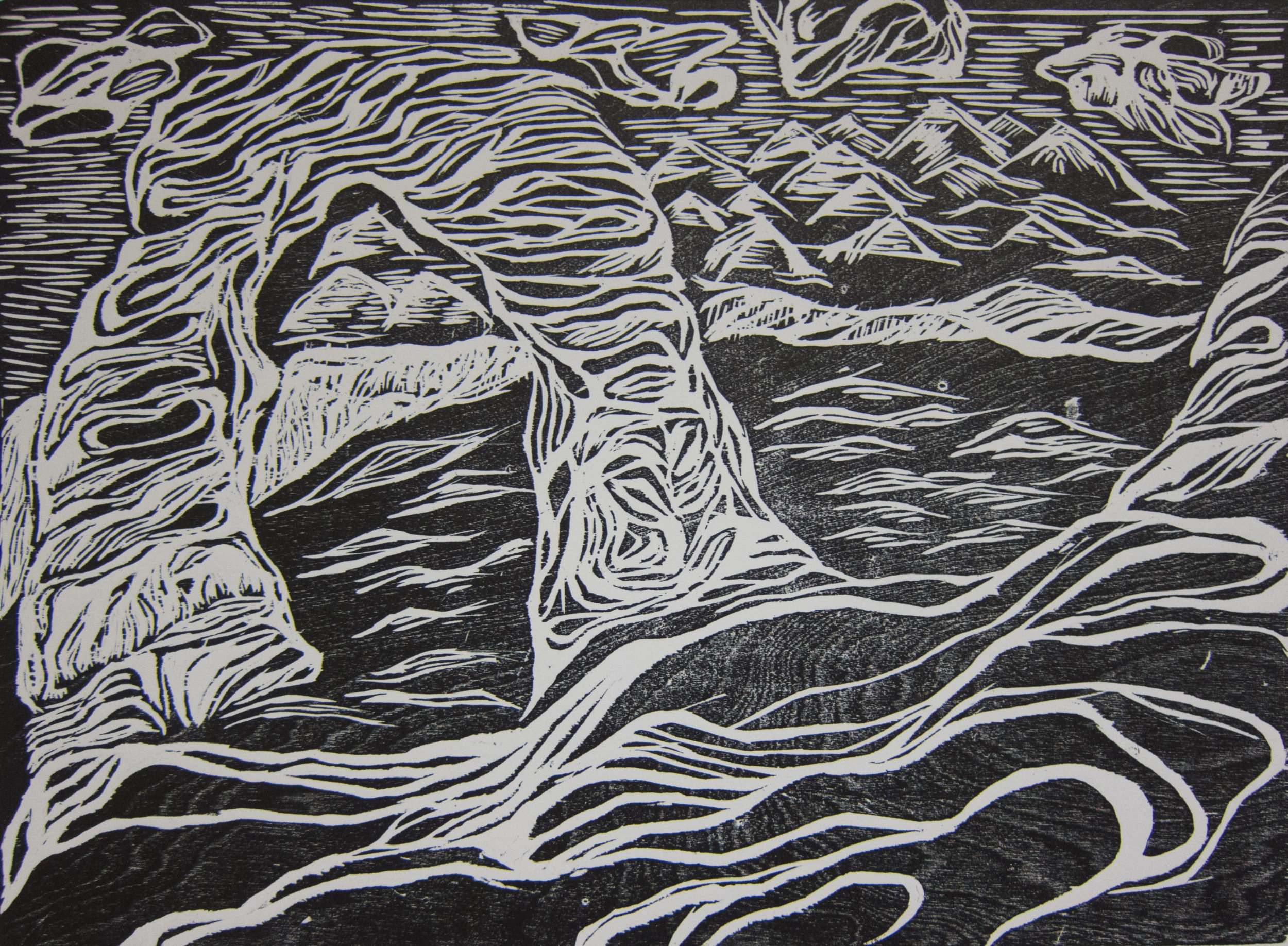 Woodcut/Relief