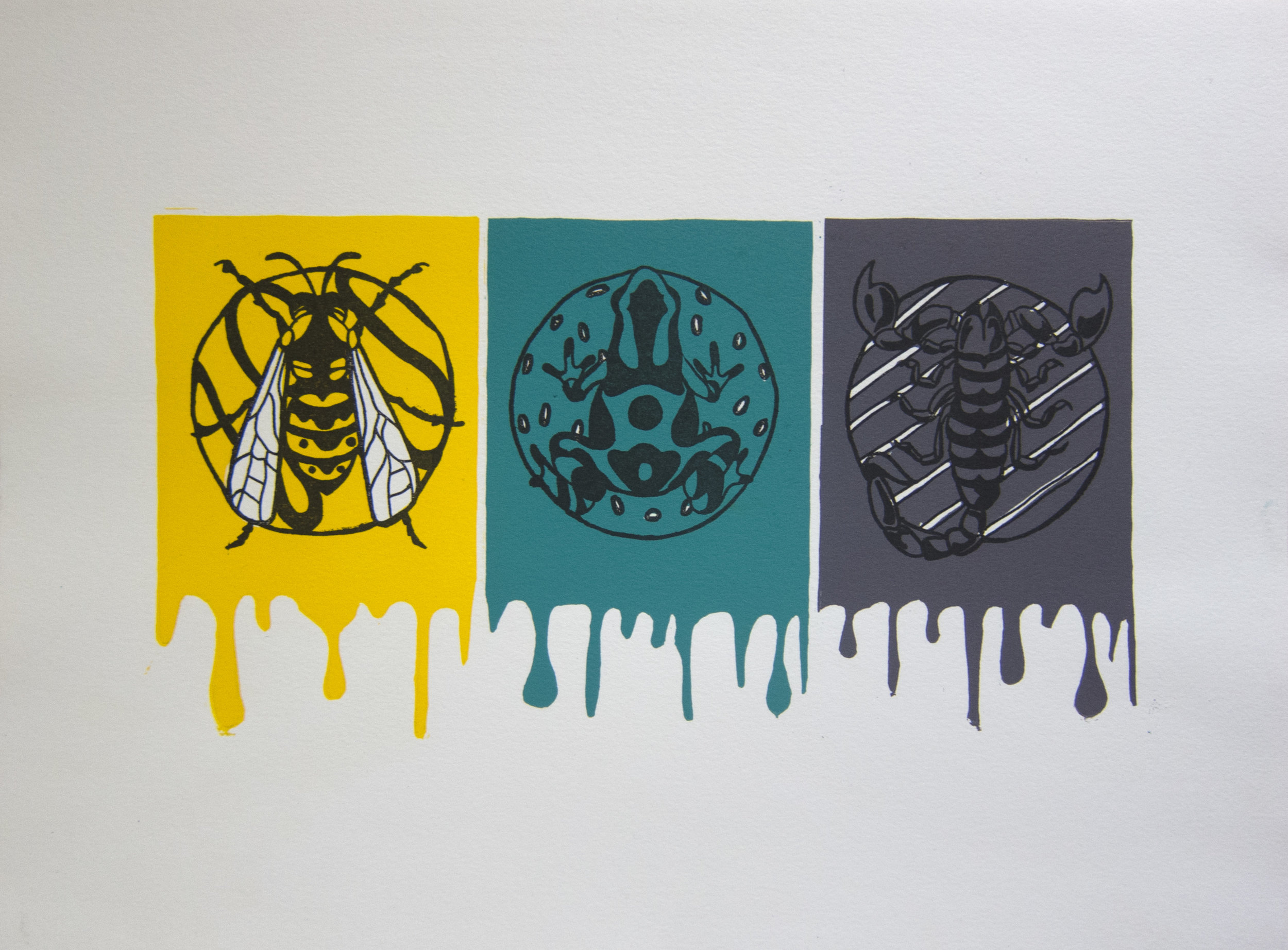 Introduction to Printmaking for Non-Majors