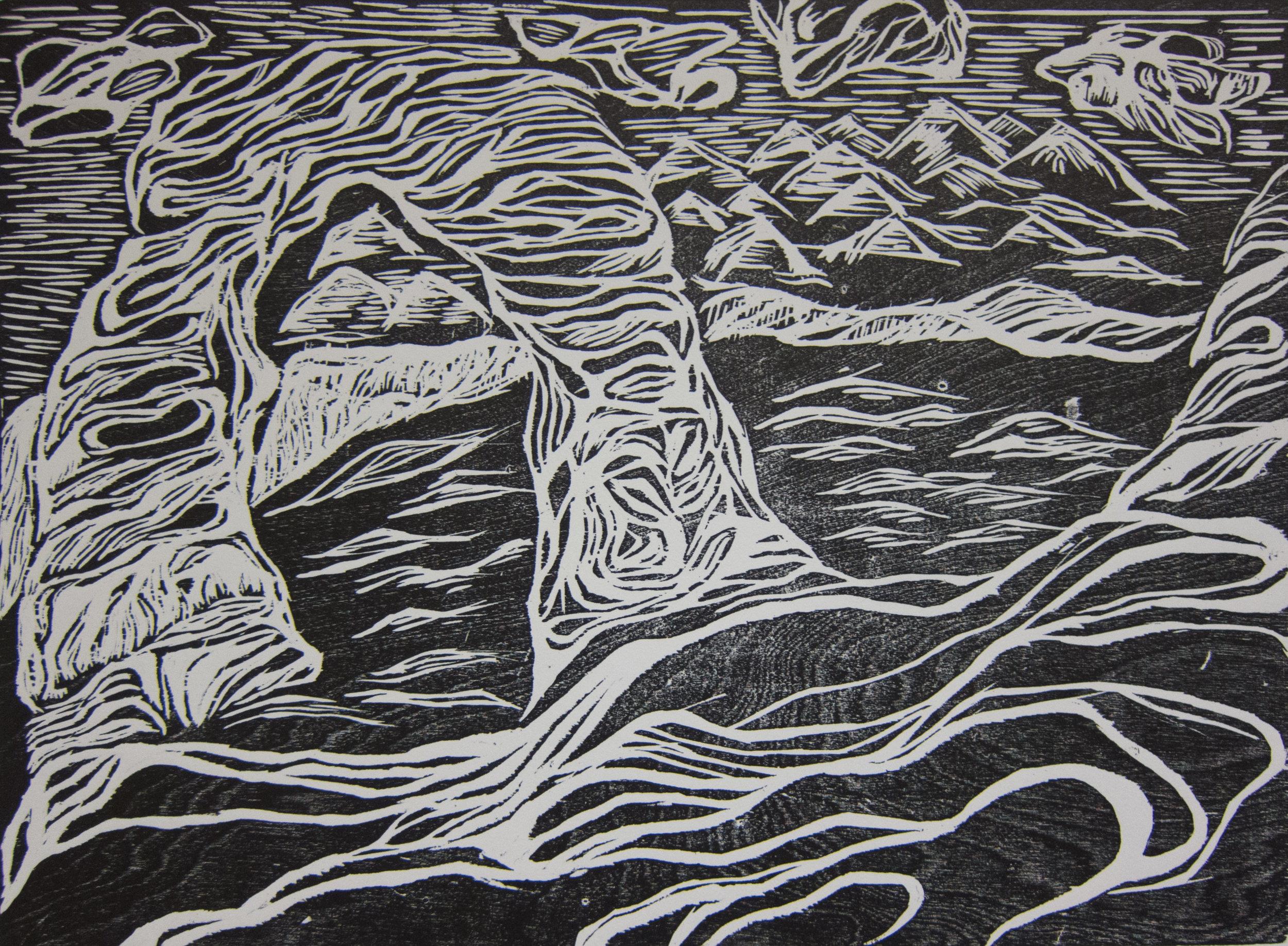 Woodcut/Relief