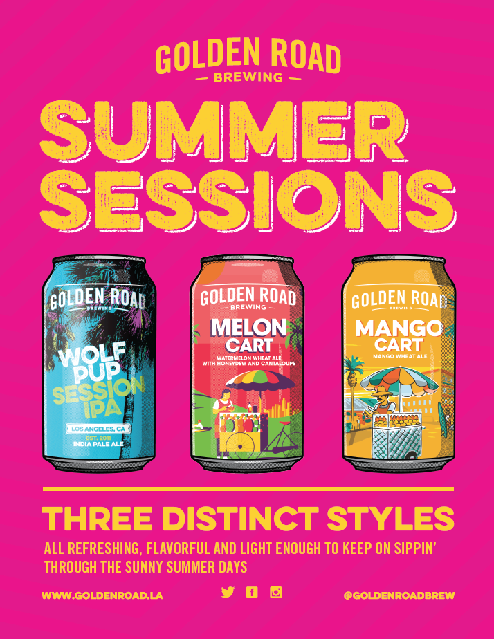 """Summer Sessions Poster 8.5"""" x 11""""   PDF"""