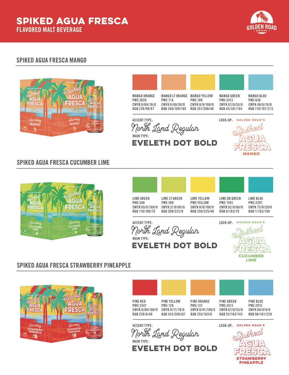 Spiked Agua Fresca Brand Info —   PDF