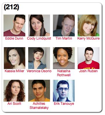 Veronica's UCB Maude team (212)