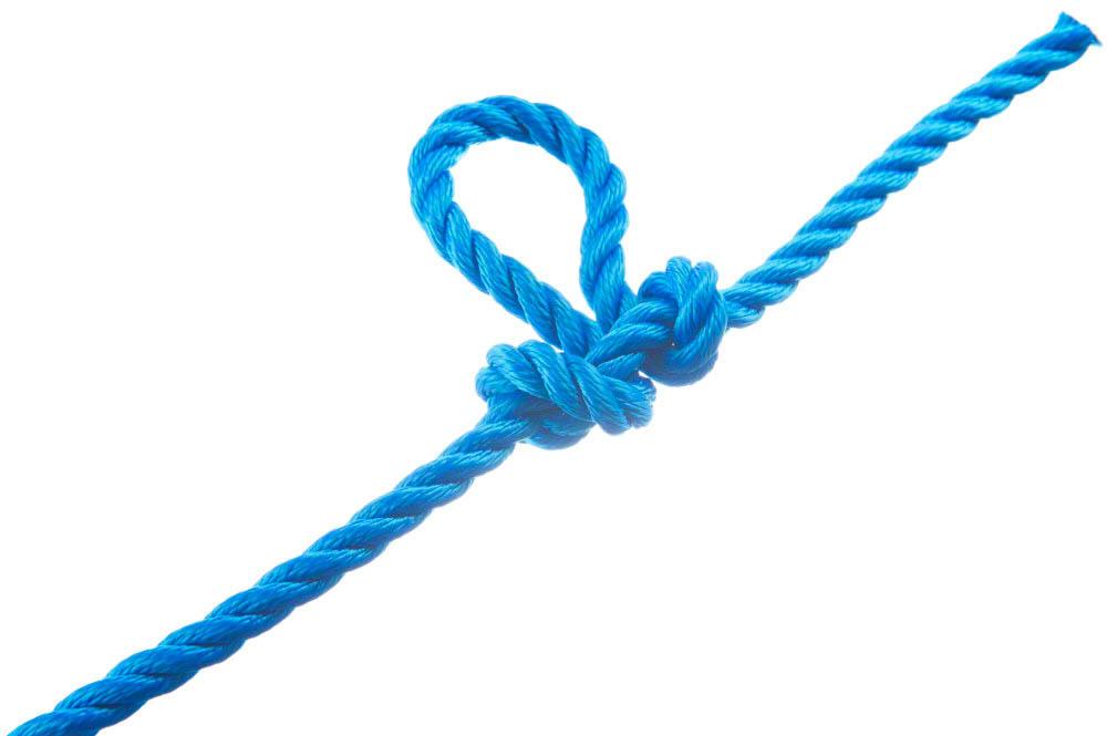 Manharness knot