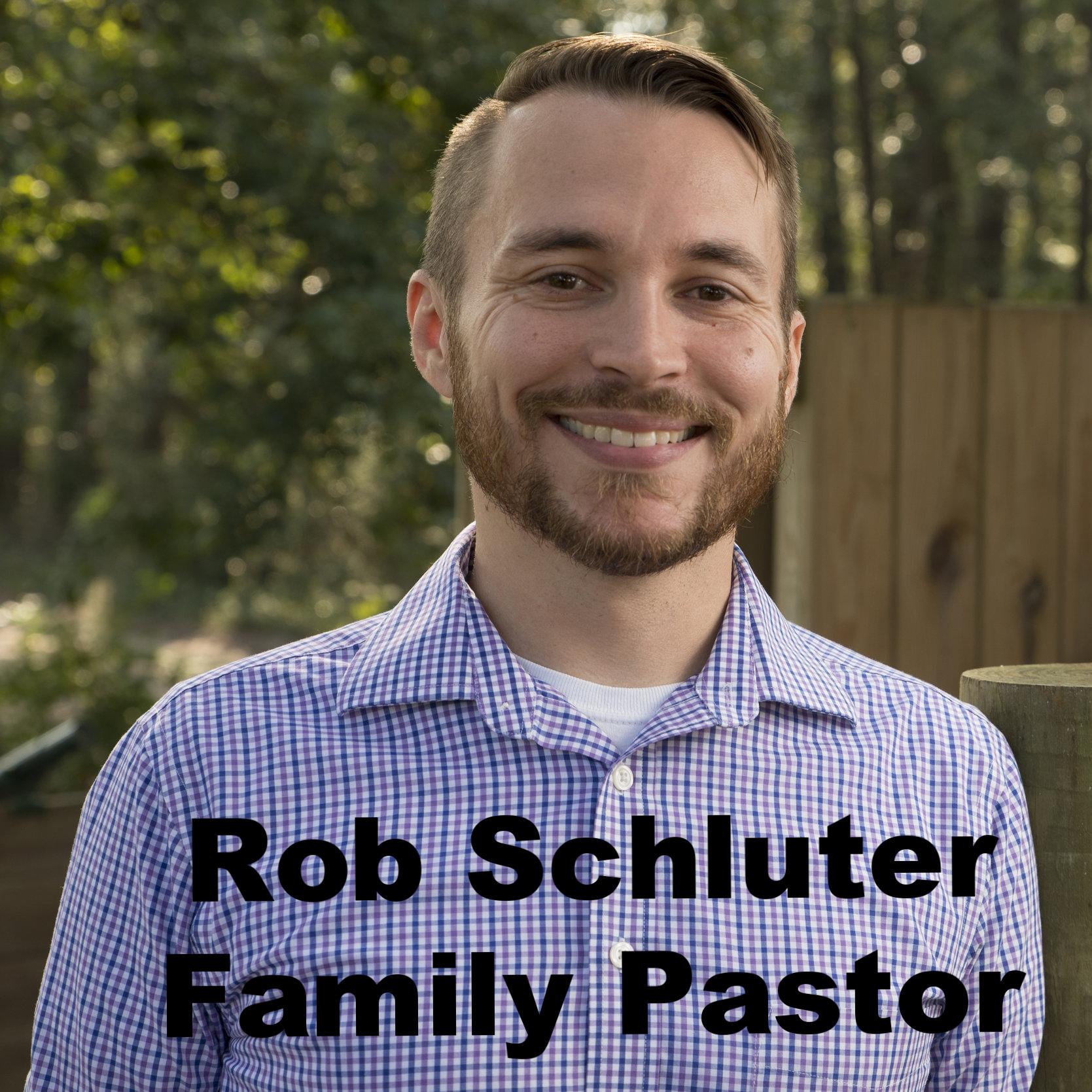 Rob SchluterFamily Pastor - rob@stjohnsparish.net
