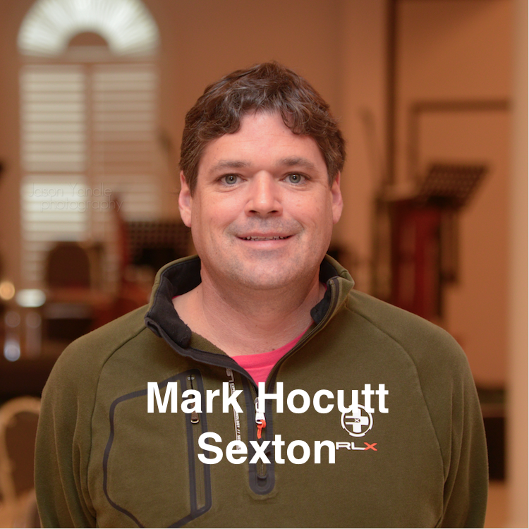 Mark HocuttSexton - mhocutt1973@gmail.com