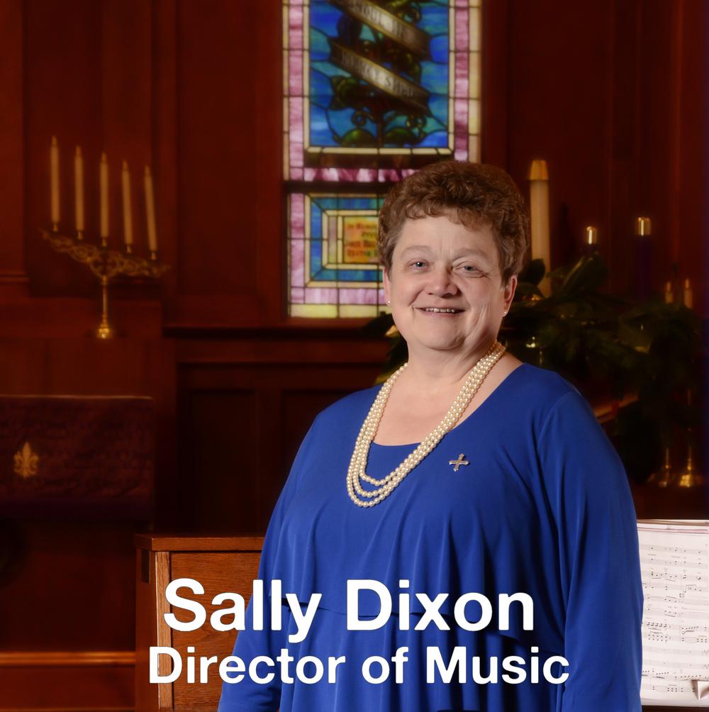 Sally DixonMusic Director - balact@bellsouth.net