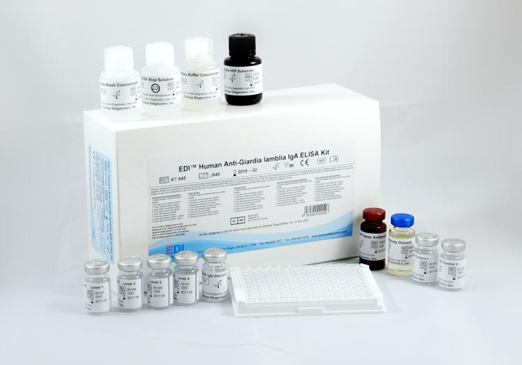 Antigen Giardia - ELISA
