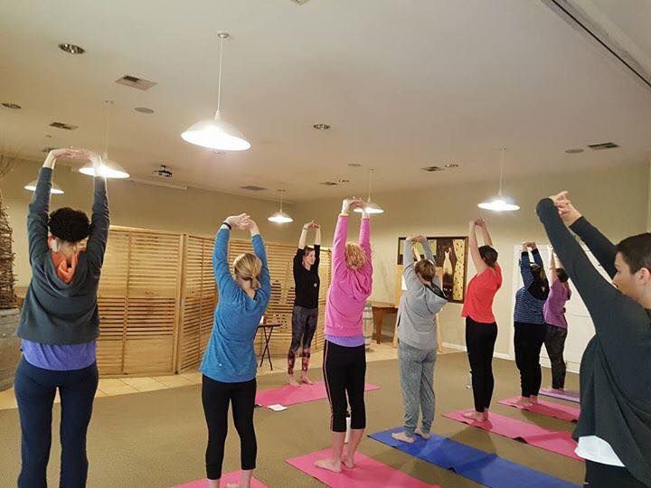 Yoga with Kristin