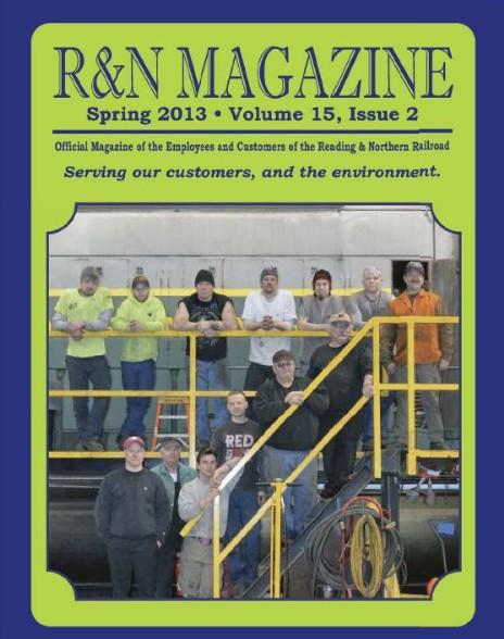 Spring 2013 - Volume 15, Issue 2