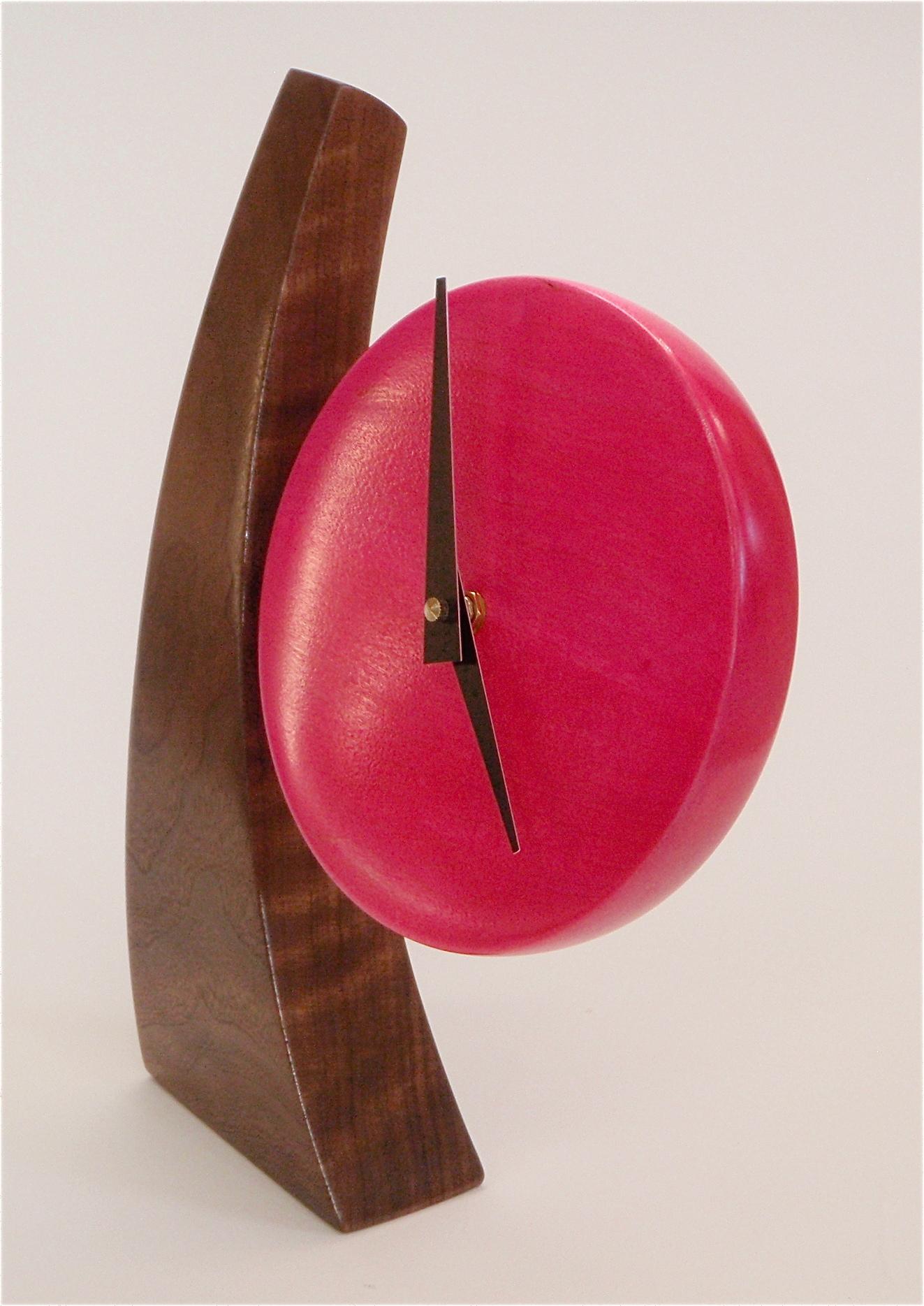 Adjustable desk clock 03