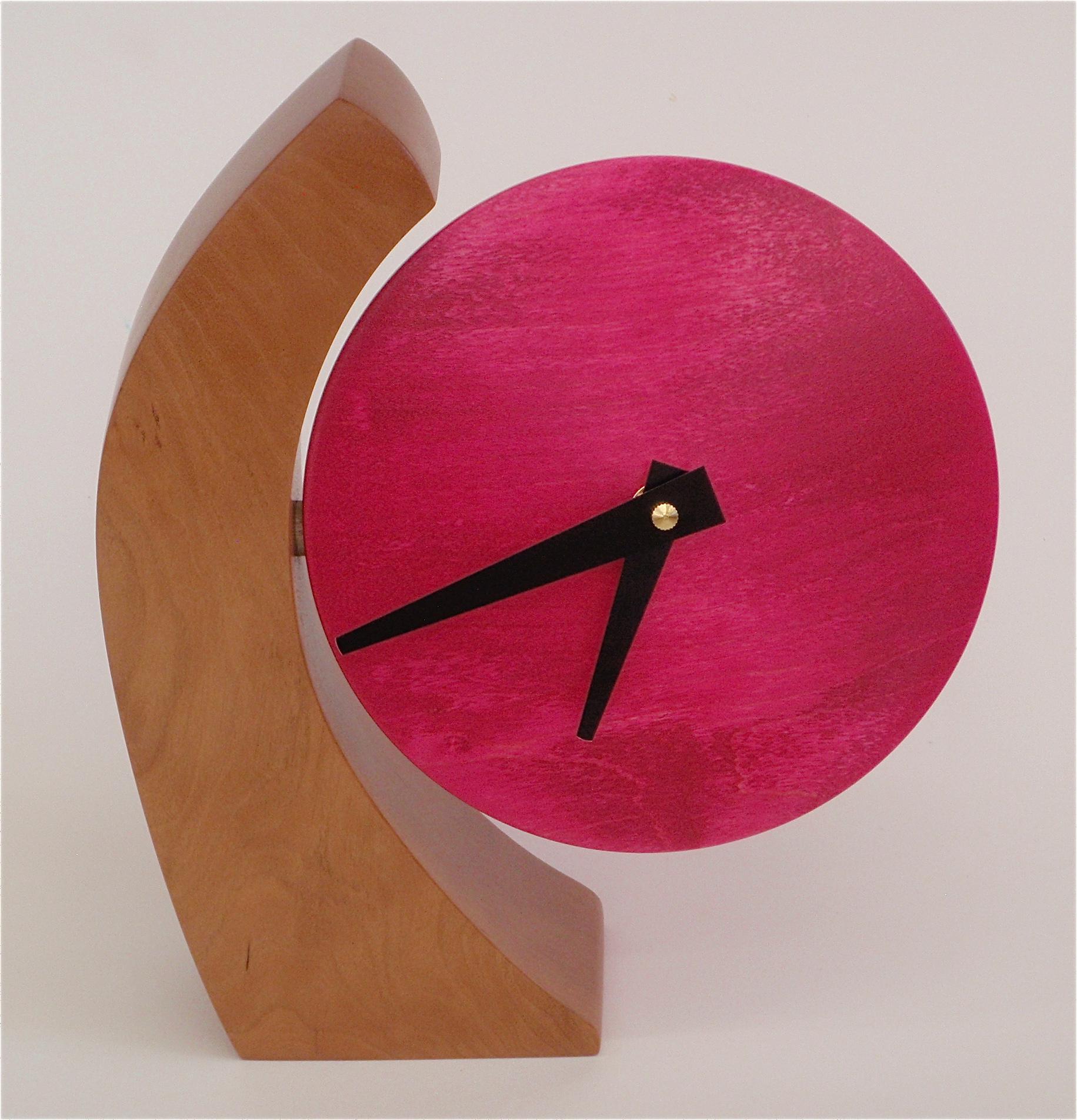 Adjustable desk clock 06