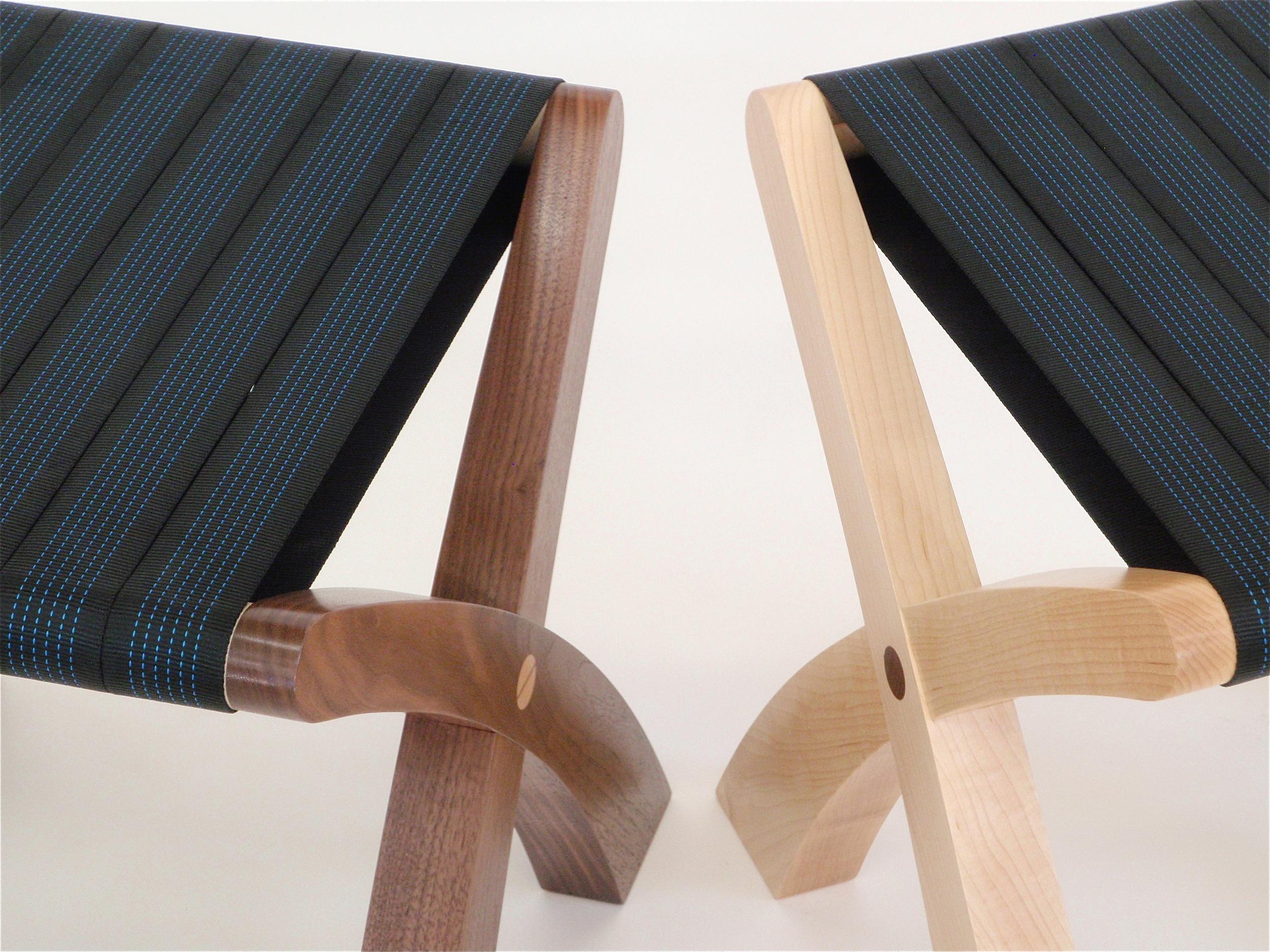 Low stool.