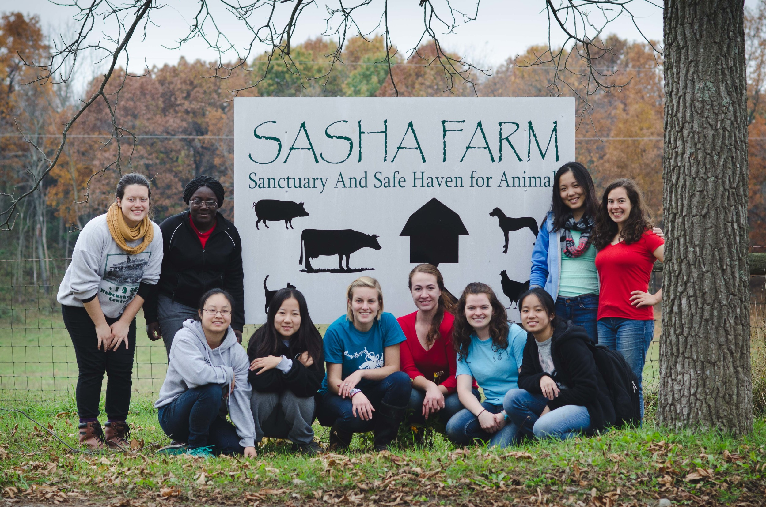 The whole SASHA AltBreak crew!