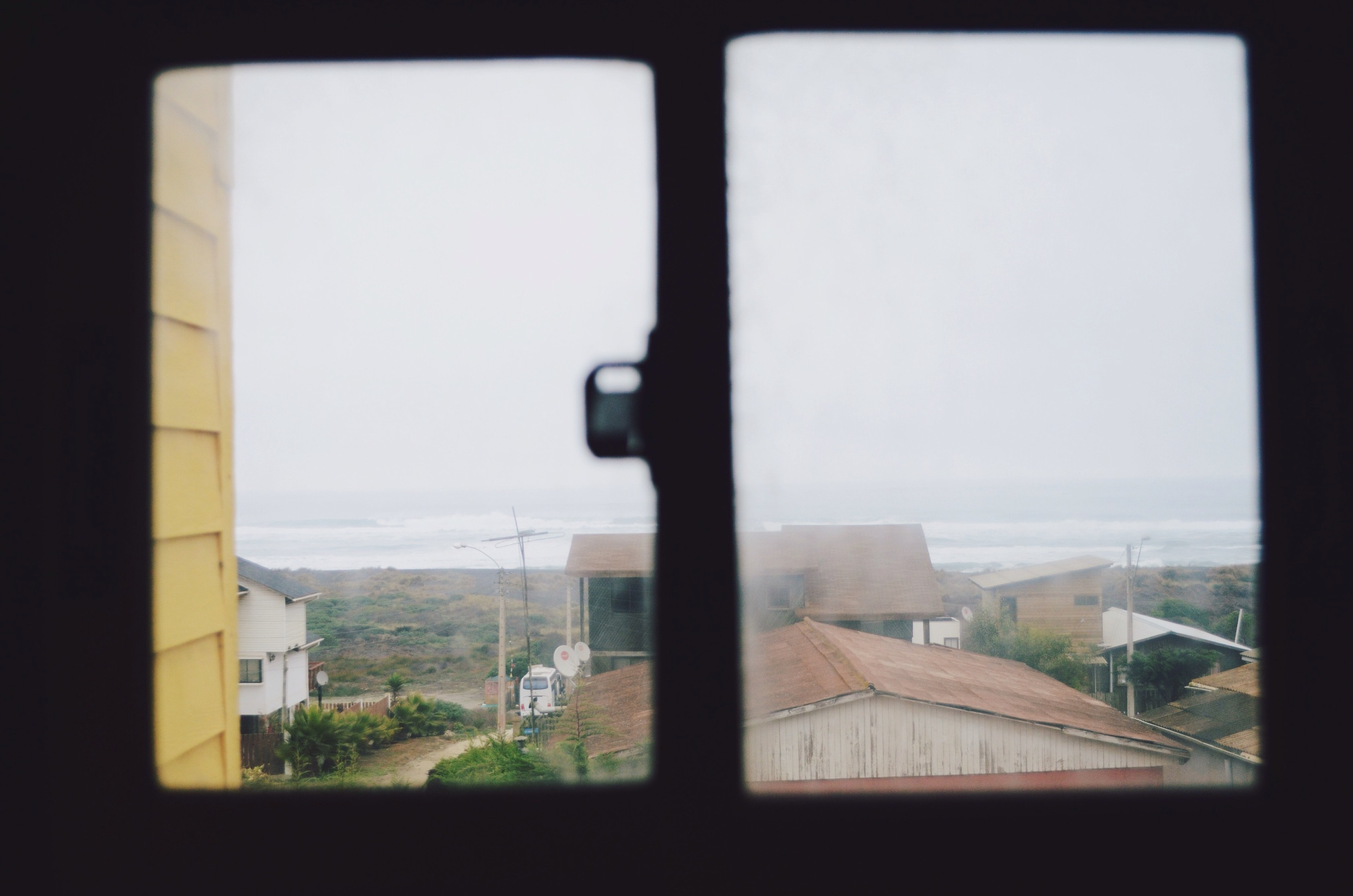 View from my bedroom nook // 30 may