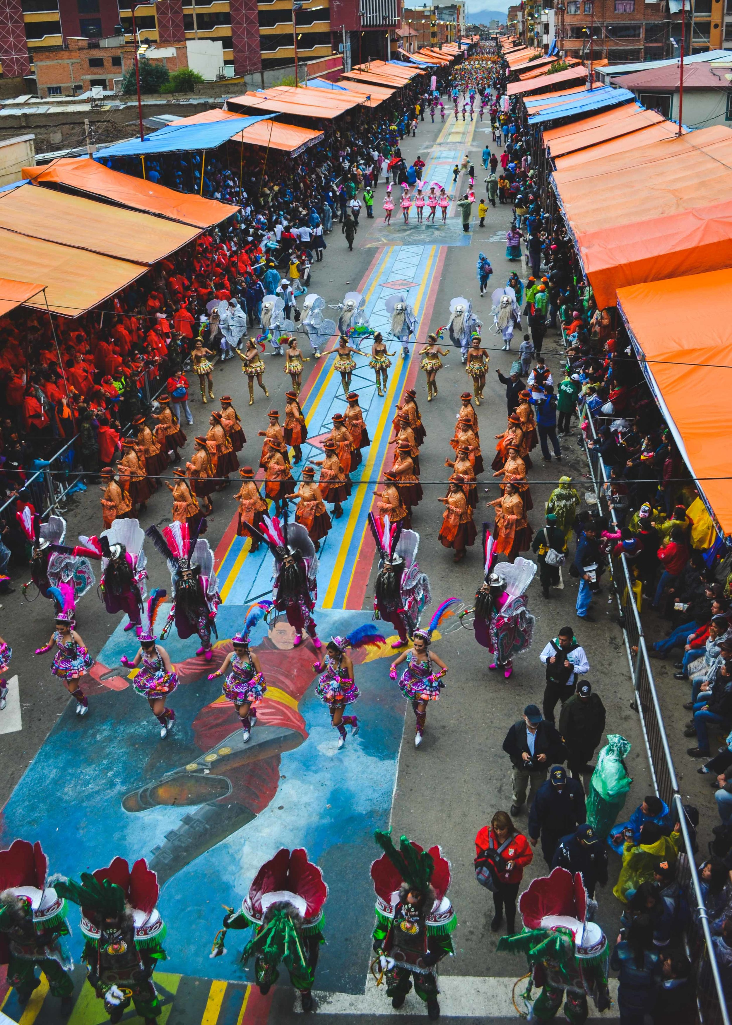 Carnaval in Oruro