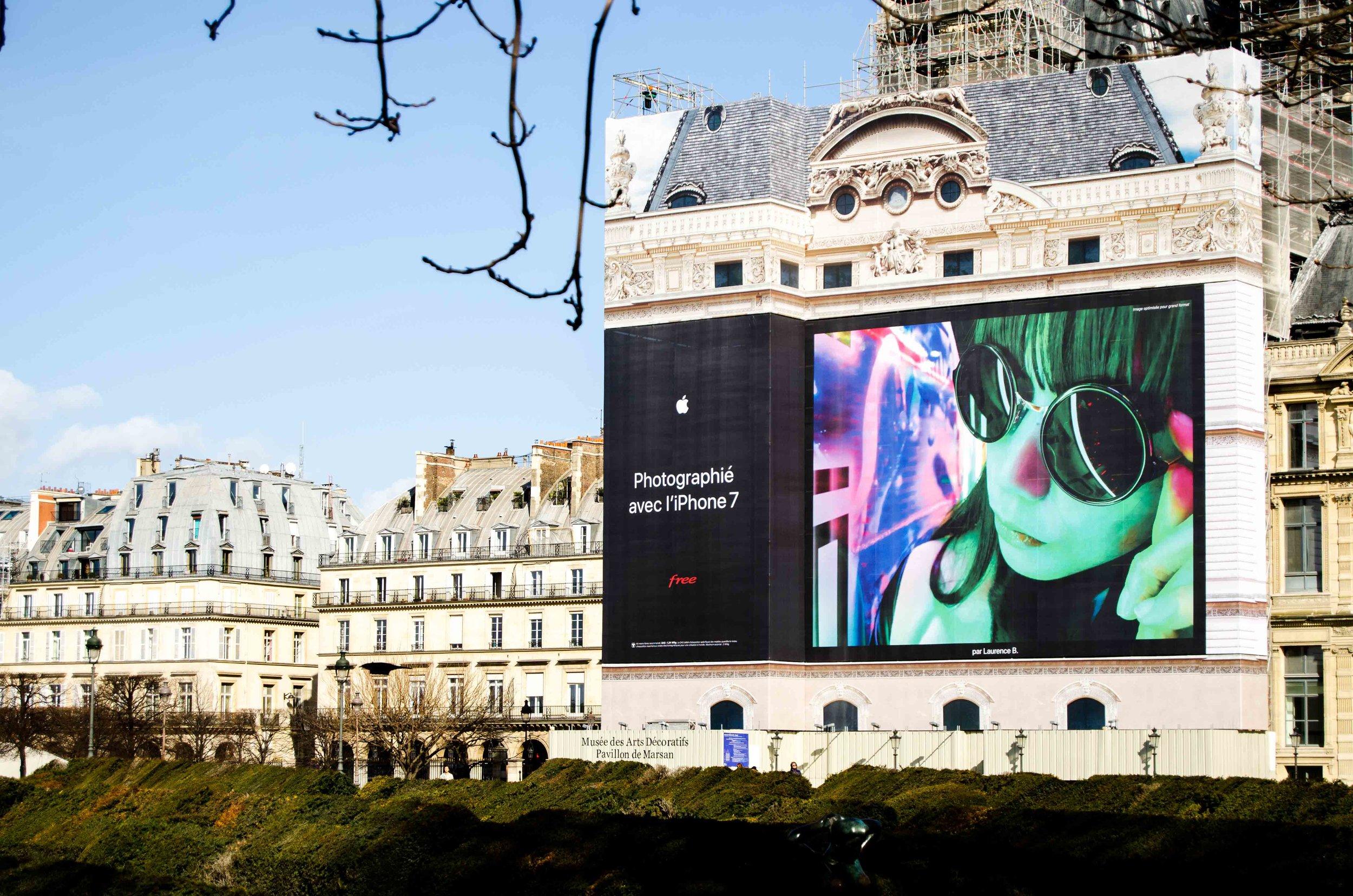 march 2 // along the Jardins des Tuileries