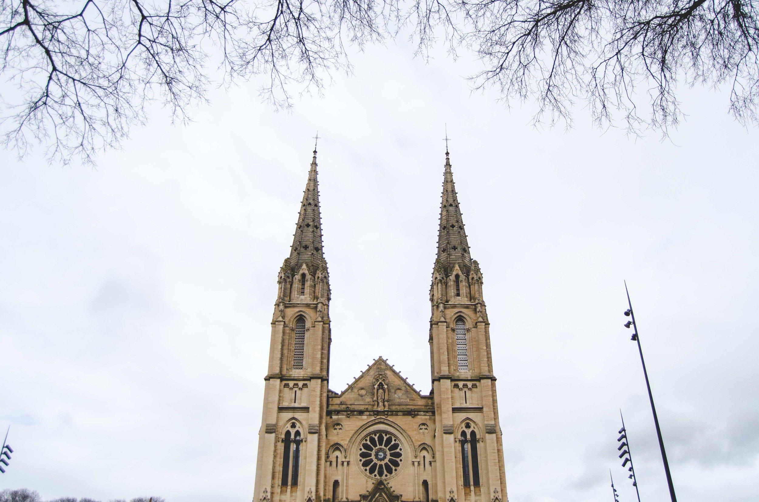 march 4 // Église Saint-Baudile de Nîmes