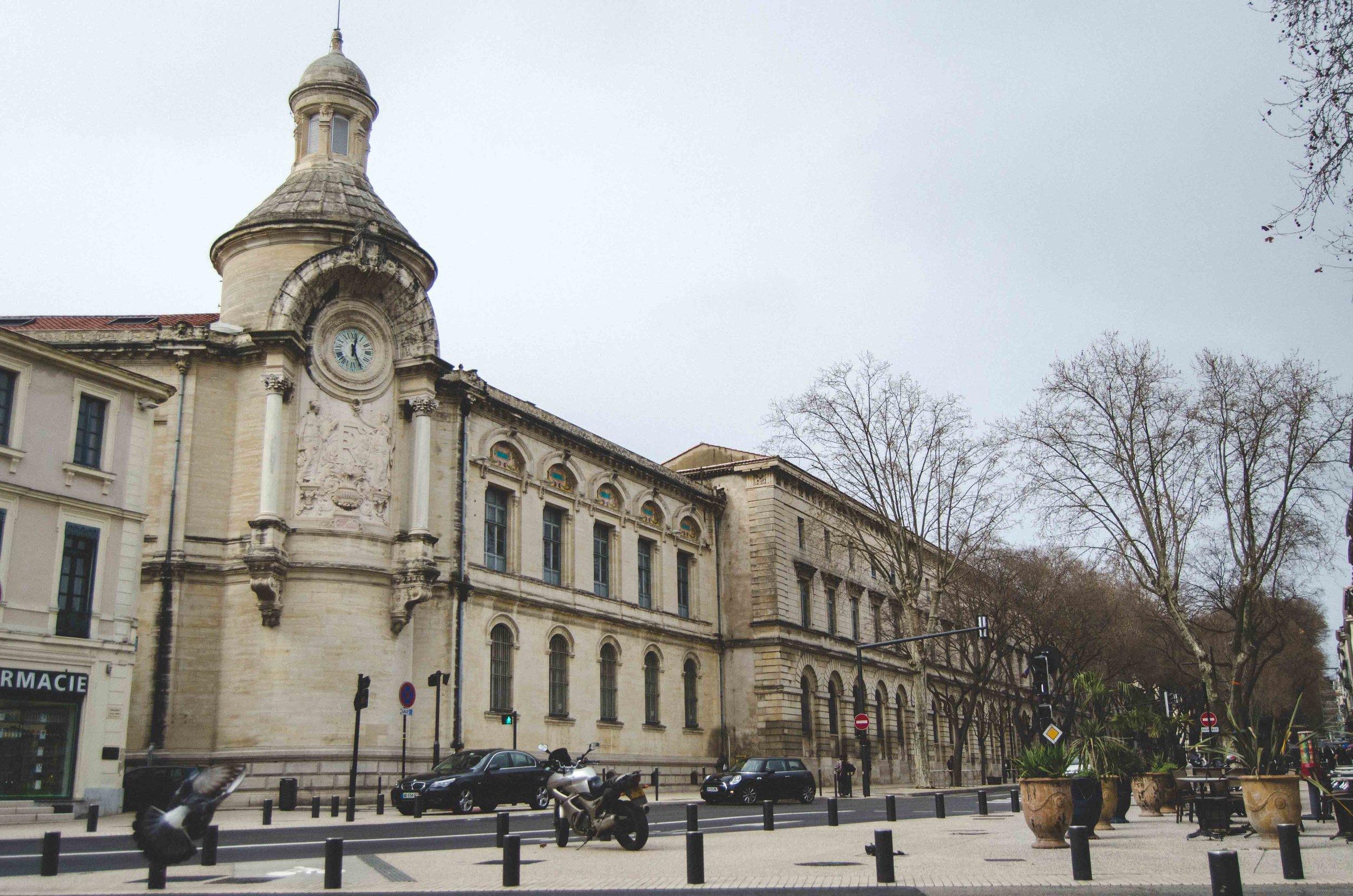 march 4 // Musée Archéologique