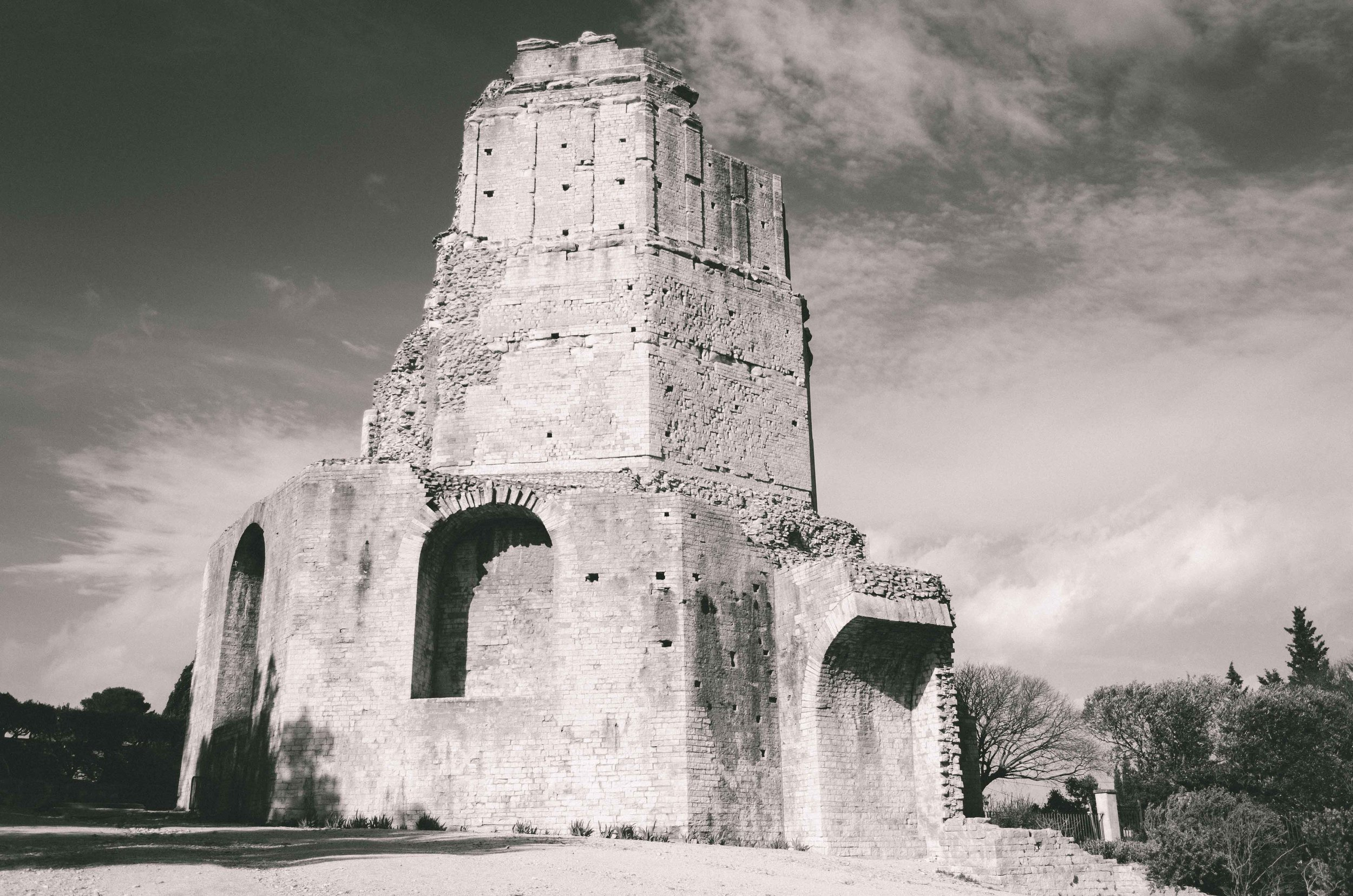 march 6 // The Magne Tower