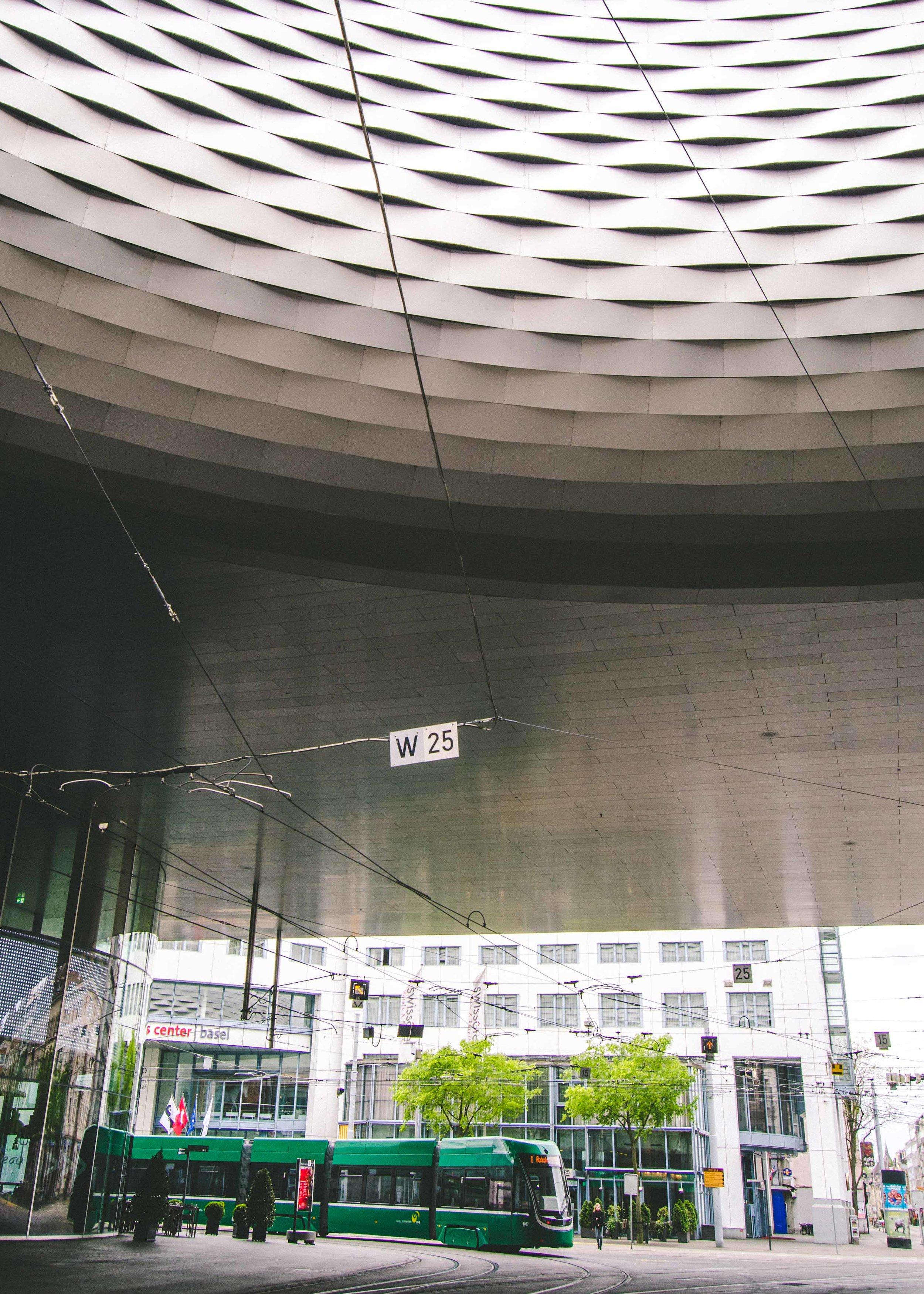 Messe Basel // Exhibition Centre