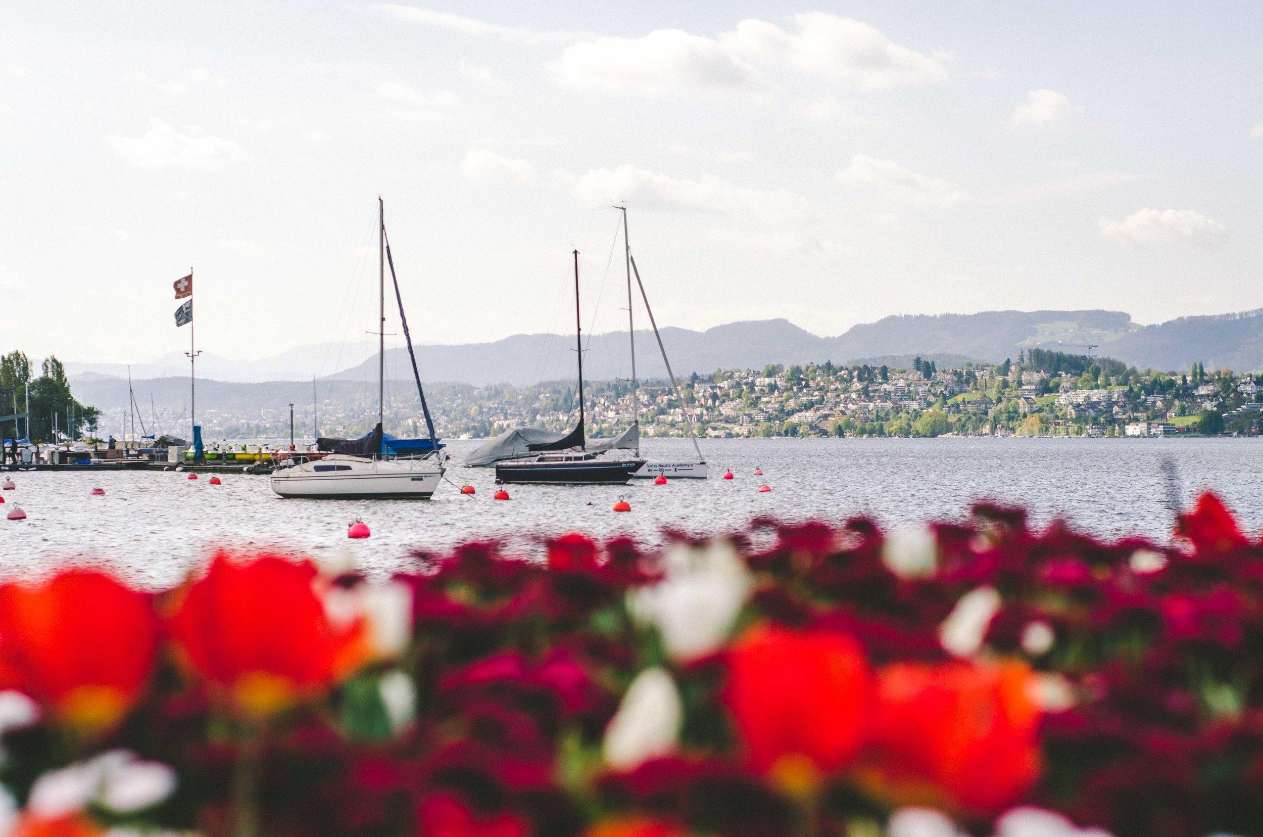 Switzerland: Zürich -