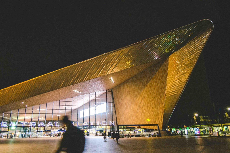Netherlands: Rotterdam -