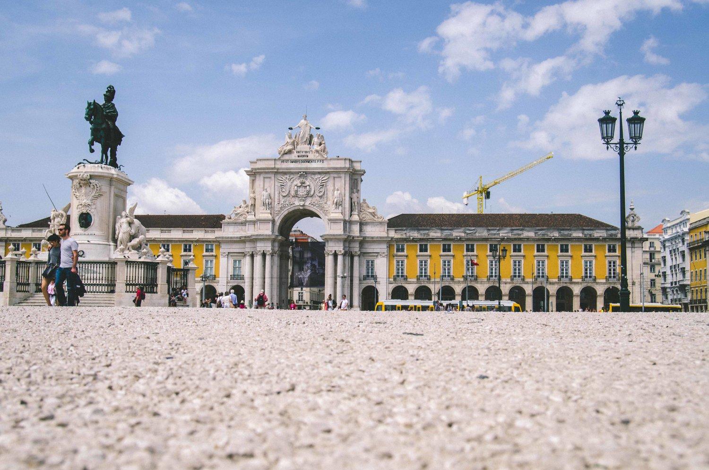 Portugal:Lisbon, Part 1 -