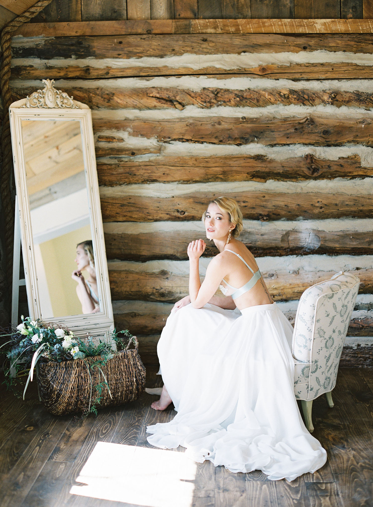 Colorado Wedding Inspiration by The Styled Soiree at Wild Canyon Ranch | Colorado Wedding Planner | Photo: Carrie King