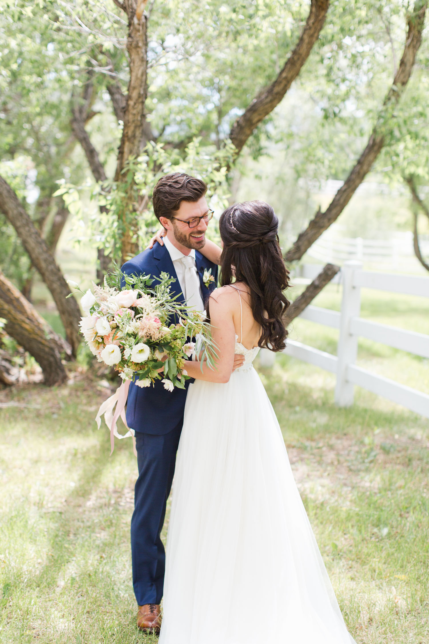 www.thestyledsoiree.com   Crooked Willow Farm Real Wedding   Colorado Wedding Locations