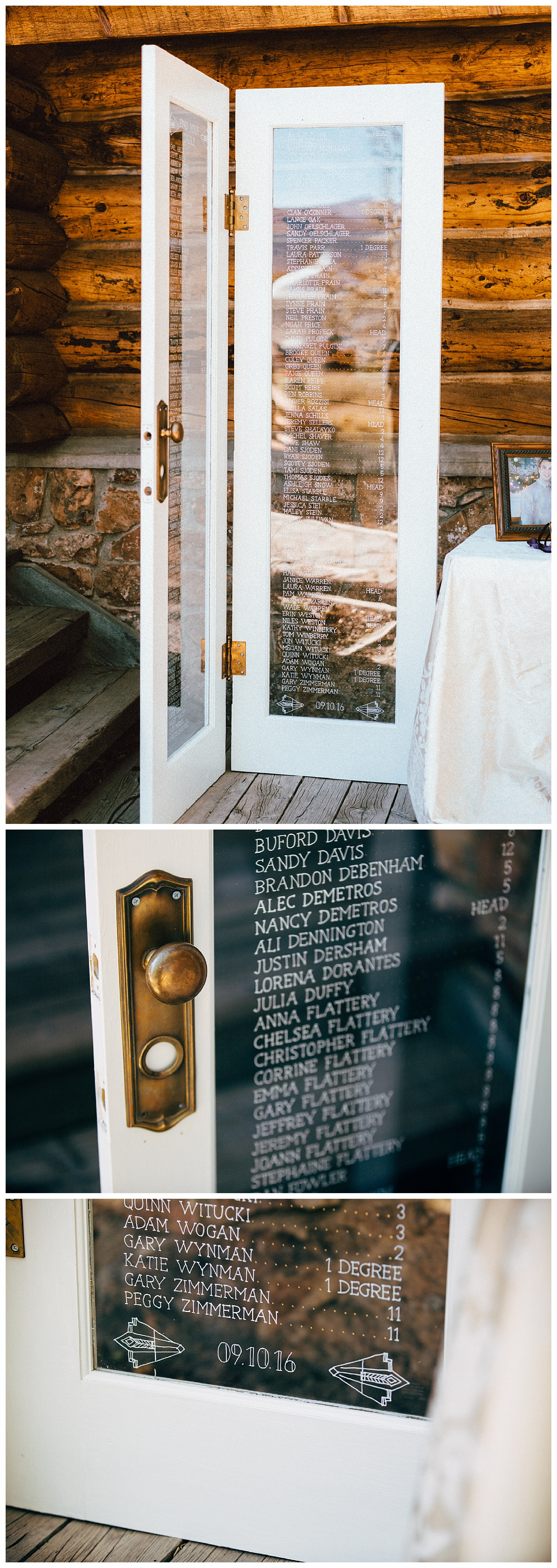 Wedding-Seating-Sign-Calligraphy-French-Doors-4