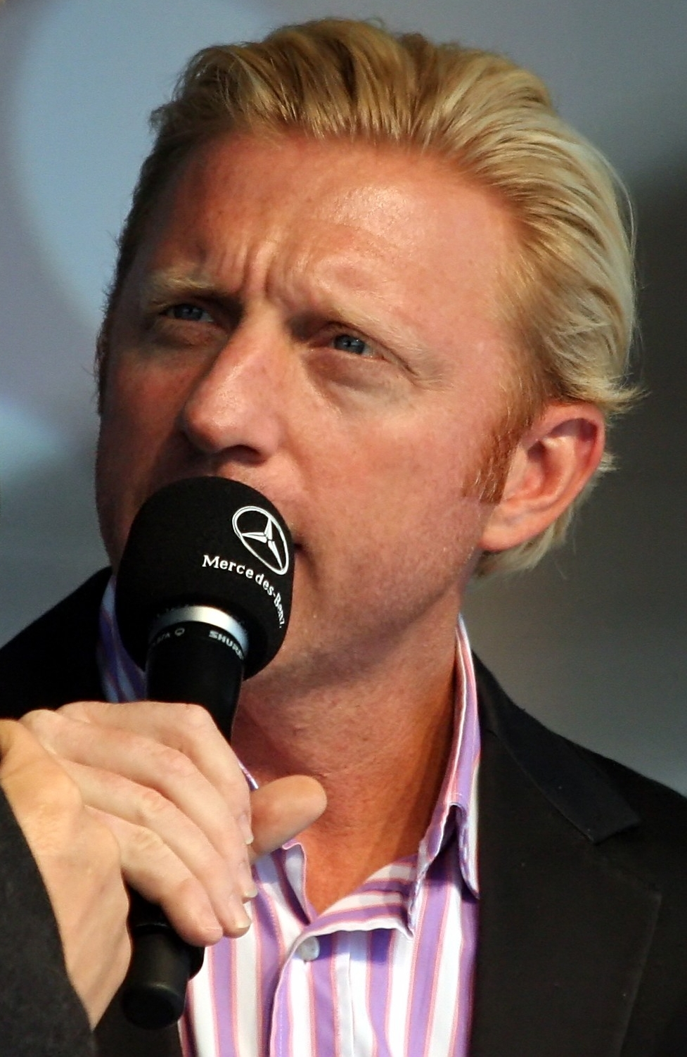Boris Becker is Novak Djokovic's new head coach.