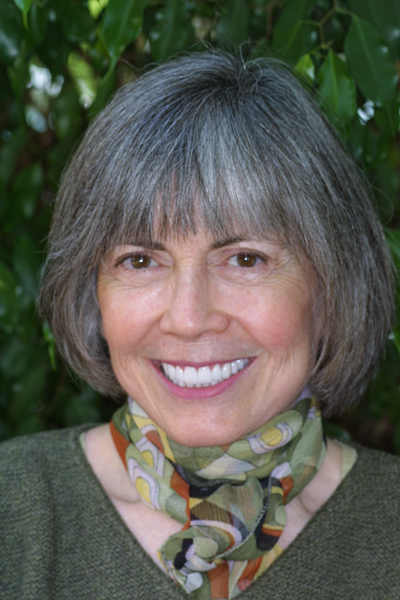 Anne Rice. Courtesy the author.