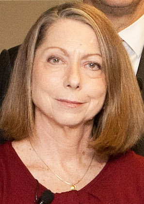 Jill Abramson at Lincoln Center's Alice Tully Hall in 2012.
