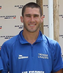 Hilario Ulloa will be playing for the White Birch home team Sunday, June 1 at the Greenwich Polo Club. Courtesy the club