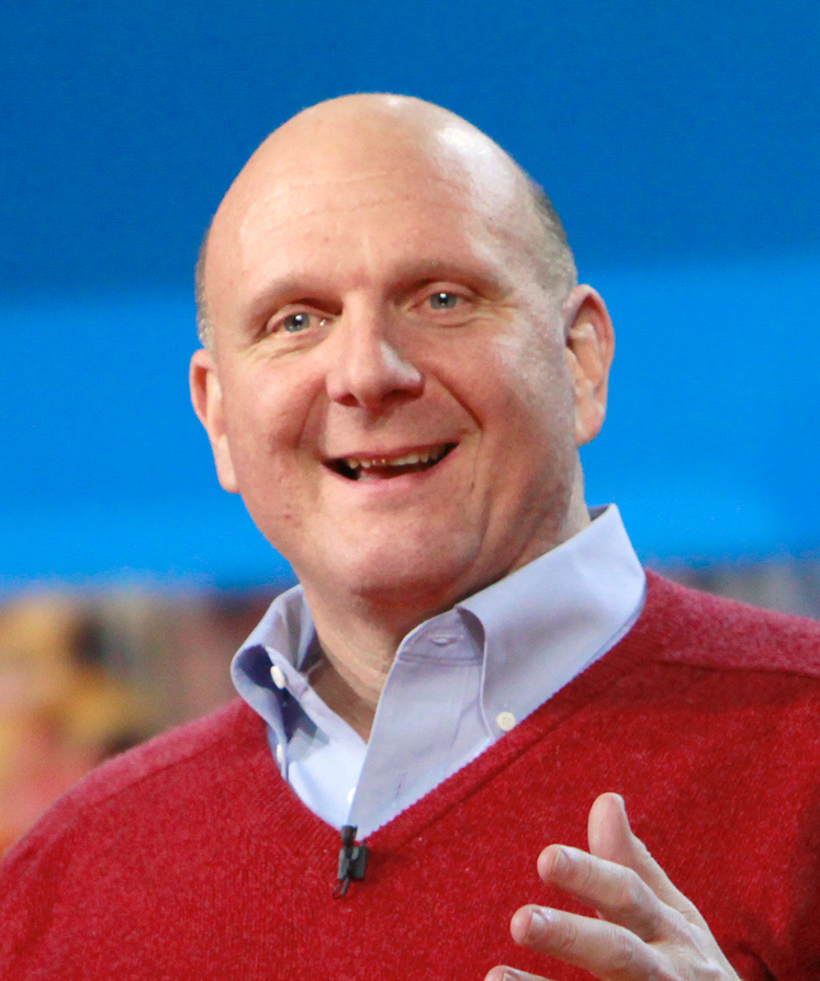 "Steve Ballmer, the least interesting player in the court ""game"" Donald Sterling is playing with soon-to-be ex Shelly and the NBA."