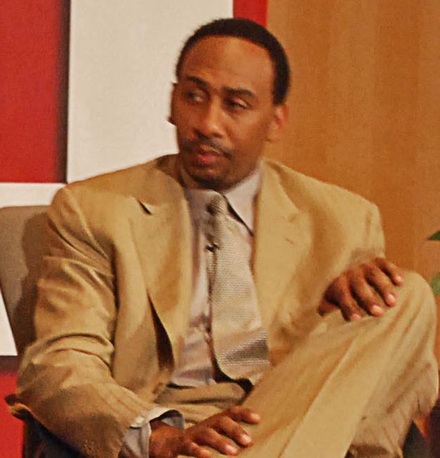 Steven A. Smith in 2009