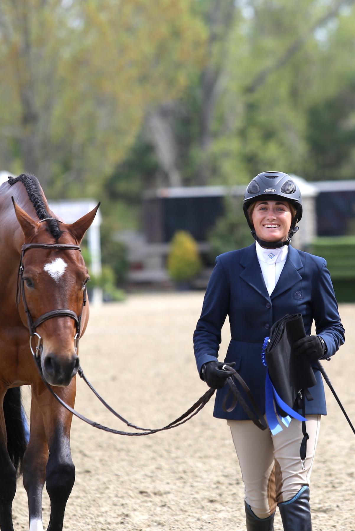 Competition kicked off at The Old Salem Farm Spring Shows this week.Photo byLindsay Brock for Jennifer Wood Media, Inc.