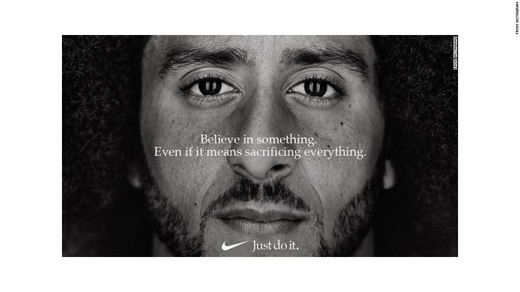 Will Nike's new Colin Kaepernick  ad  bring out the fans or the haters?