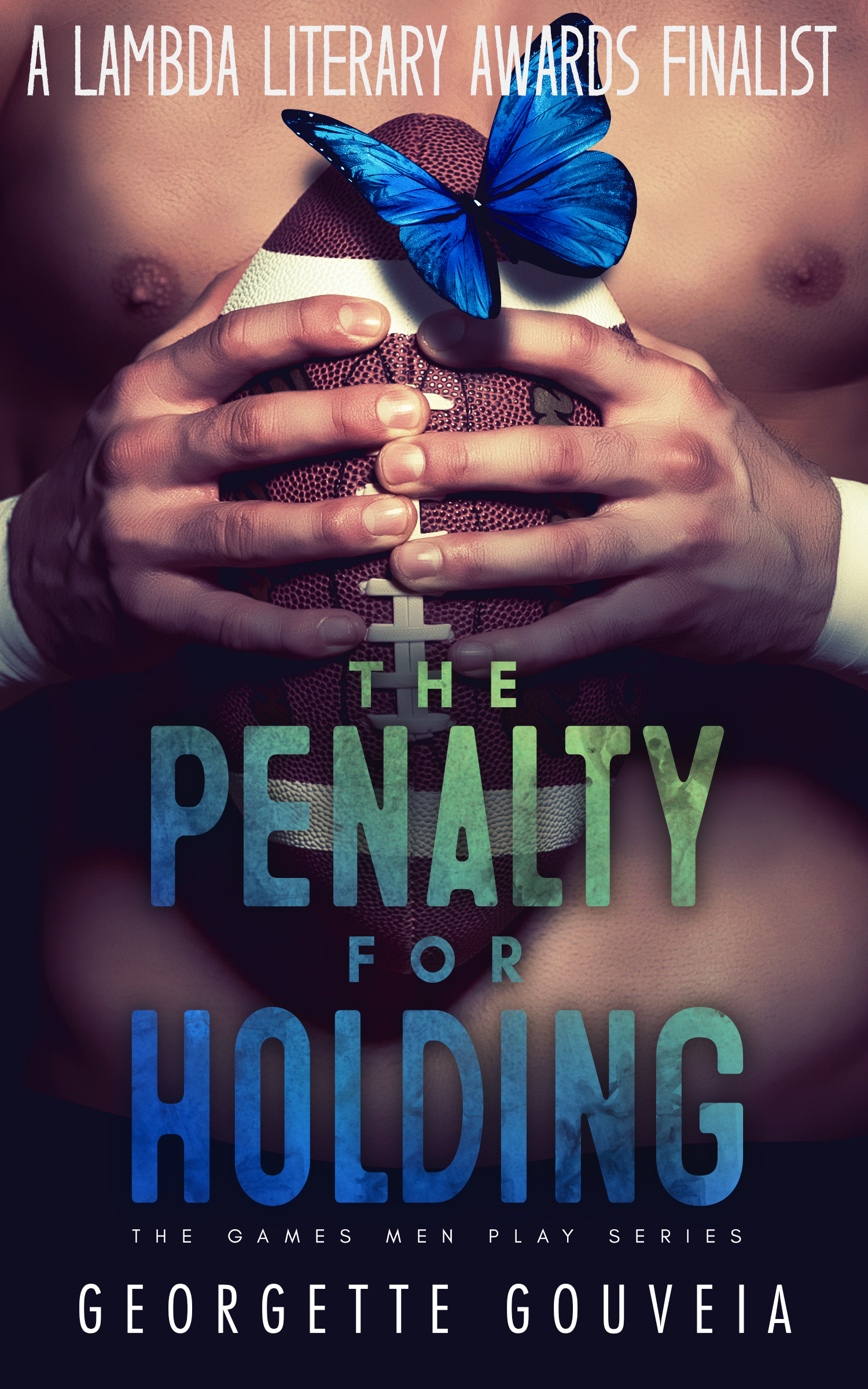 "My novel ""The Penalty for Holding"" will be reissued by JMS Books Sept. 25."