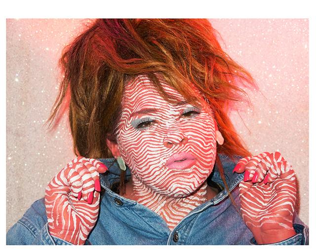 Self-portrait as Tuna Turner by food'lebrities