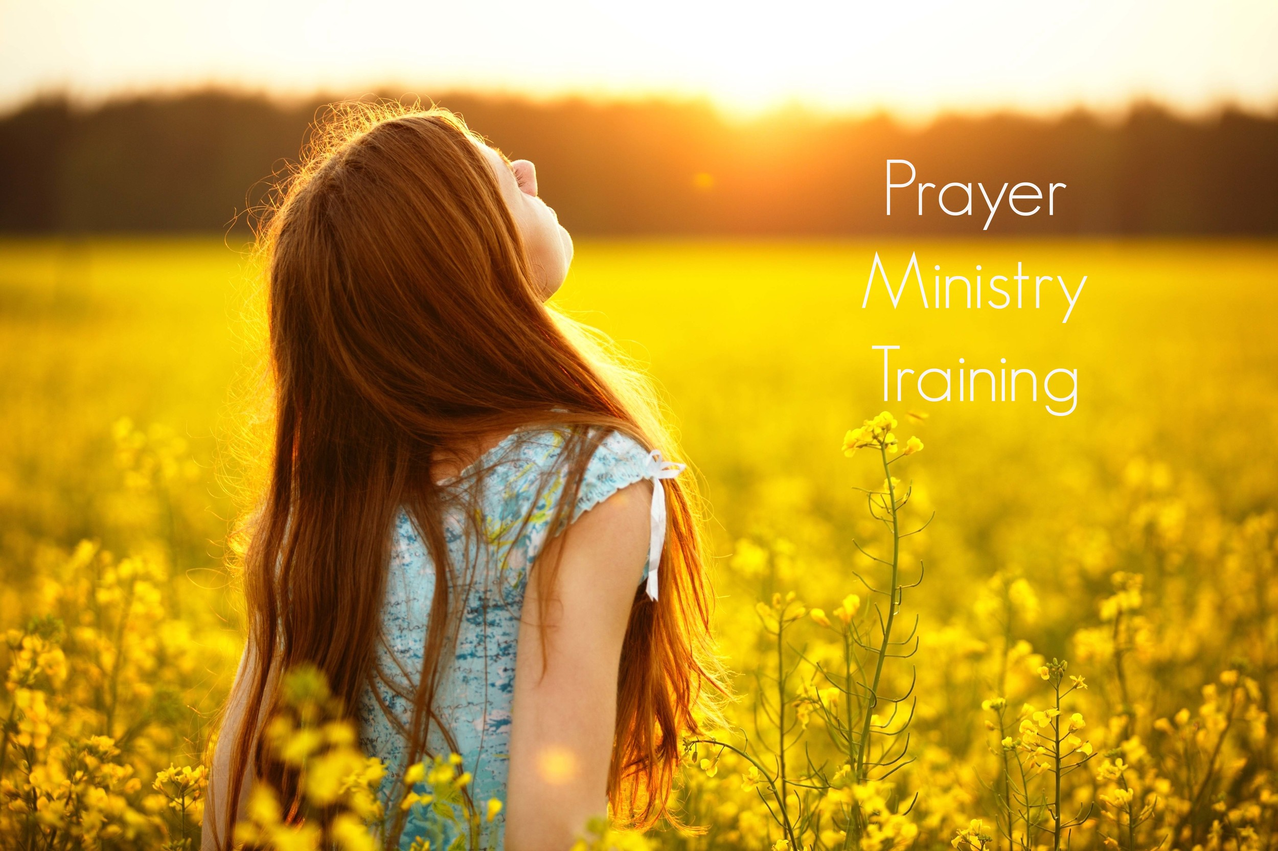 Prayer Ministry Training starts March 27/15 and runs to June 13/15. Click picture for more information.