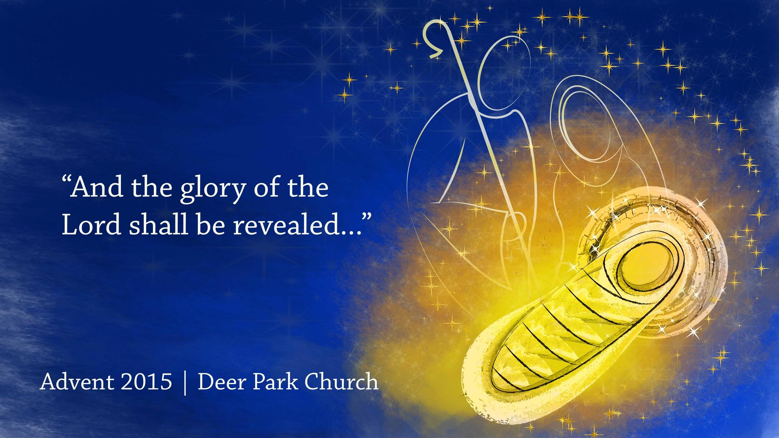 Deer Park Church 2015 Advent Devotional Book