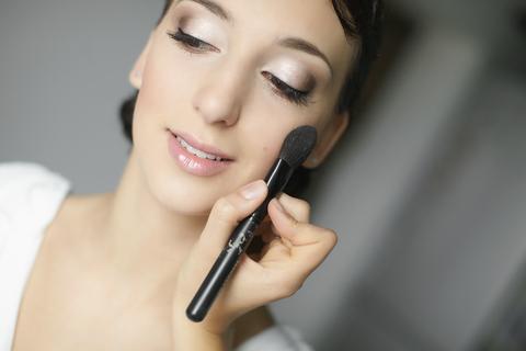 Bridal makeup soft & fresh