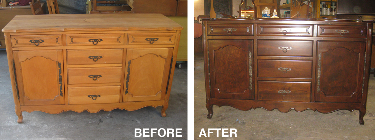 Hodgson Antique Furniture Restoration