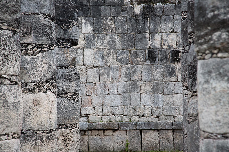 MAYAN RUINS, MEXICO 2014