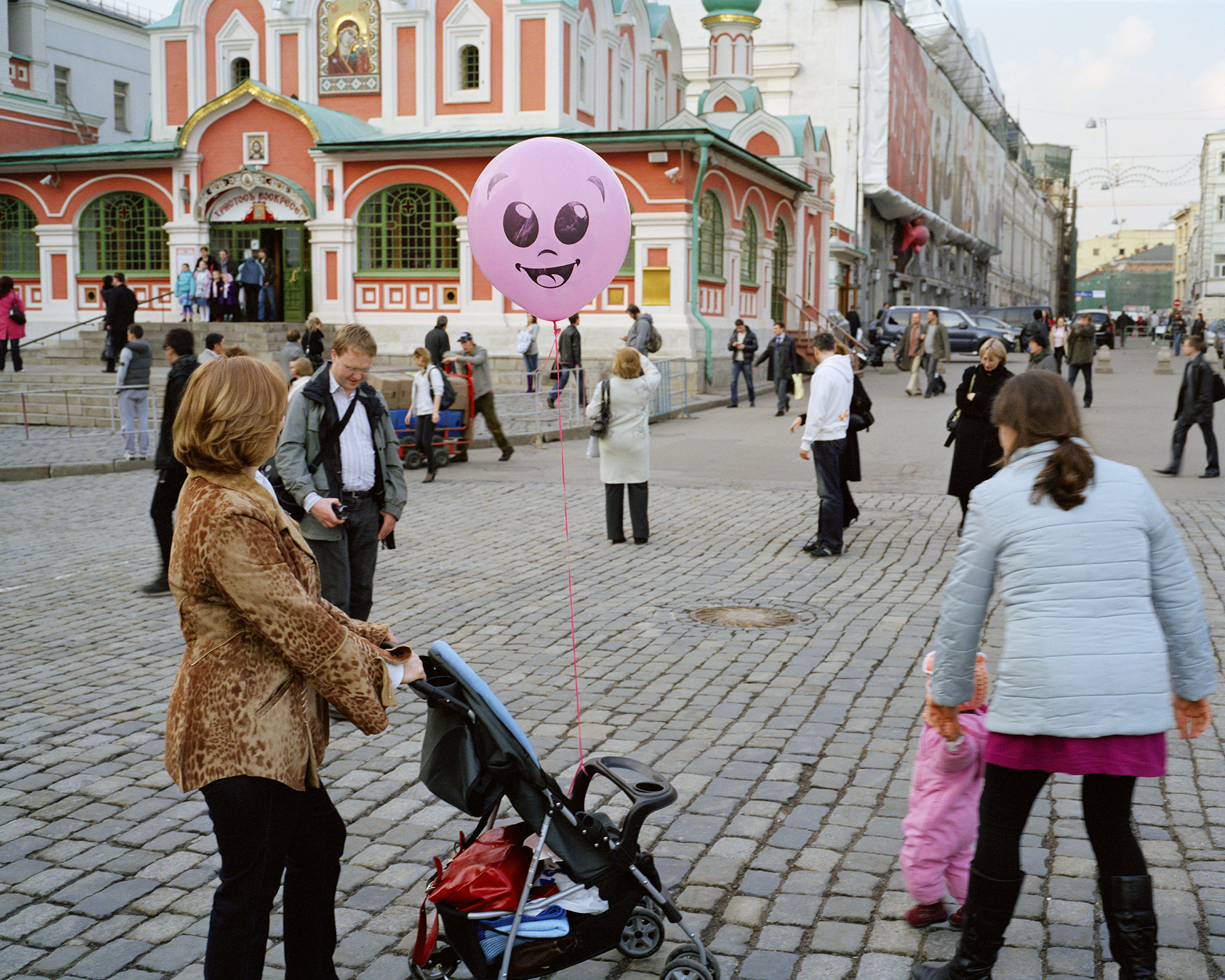 MOSCOW, RUSSIA 2012